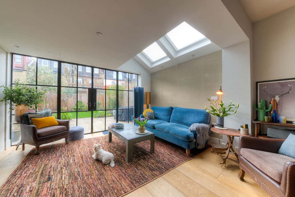 home extensions earlsfield
